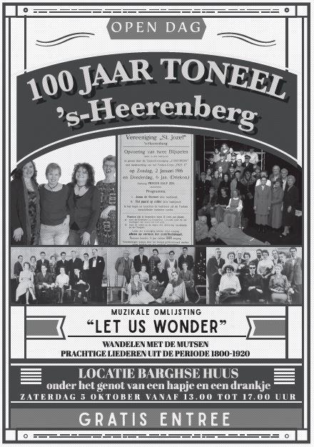 100 jaar toneel in 's-Heerenberg!